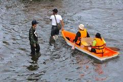 BANGUECOQUE, TAILÂNDIA - NOVEMBRO 05 Foto de Stock