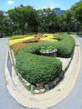 Banguecoque-Tailândia: Parque de Chatuchak Fotografia de Stock Royalty Free