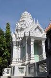 Banguecoque, Tailândia: Templo Prang Imagem de Stock Royalty Free