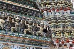 Banguecoque Tailândia Wat Arun Imagem de Stock