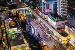 BANGUECOQUE, TAILÂNDIA - 31 DE DEZEMBRO DE 2017: Fotografia de Stock