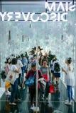 BANGUECOQUE, TAILÂNDIA - 21 DE DEZEMBRO DE 2017: Natal e ano novo 20 Fotos de Stock Royalty Free