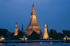 Banguecoque - Wat Arun Fotografia de Stock Royalty Free