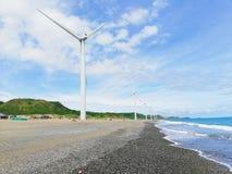 Bangui Windmills royalty free stock image