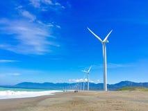 Bangui Windmills Stock Photography