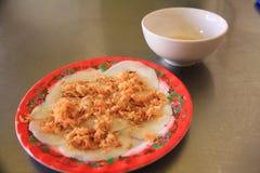 Banh Beo, vietnamesische Küche stockfotos