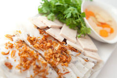 Banh cuon Royalty Free Stock Images