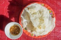 ( Banh Dap) or Dap cake Royalty Free Stock Image