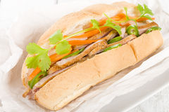 Banh Mi Stock Photography