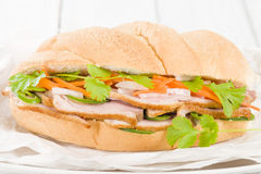 Banh Mi Stock Photo