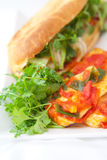 Banh mi tofu Stock Photography