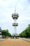 Banhan Chaemsai tower in Suphanburi, Thailand Stock Photography