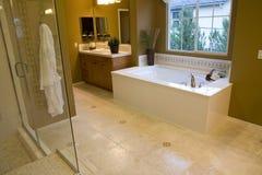 Banheiro 2404 Imagens de Stock Royalty Free
