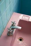 Banheiro de Baja Foto de Stock