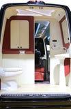Banheiro do carro imagem de stock royalty free