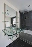 Banheiro do desenhador Foto de Stock Royalty Free