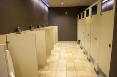 Banheiro do hotel Imagem de Stock