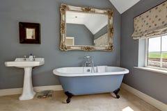 Banheiro elegante Foto de Stock Royalty Free