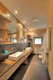 Banheiro grande Imagem de Stock Royalty Free