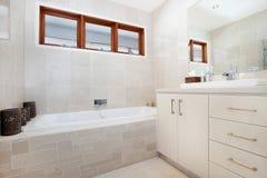 Banheiro luxuoso Imagens de Stock Royalty Free