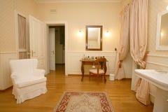 Banheiro luxuoso Fotos de Stock Royalty Free