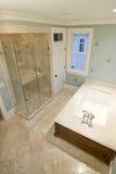 Banheiro luxuoso foto de stock