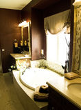 Banheiro mestre Foto de Stock Royalty Free