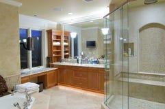 Banheiro mestre Imagem de Stock Royalty Free