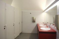 Banheiro moderno Fotos de Stock