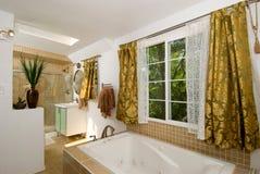Banheiro original Imagens de Stock Royalty Free