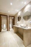 Banheiro público Foto de Stock Royalty Free