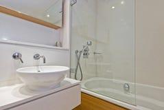 Banheiro surpreendente Foto de Stock