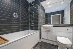 Banheiro surpreendente Foto de Stock Royalty Free
