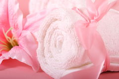 Banho Fotografia de Stock Royalty Free