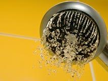 Banho de chuveiro Fotos de Stock