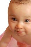 Banho do bebê imagens de stock