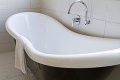 Banho do pé da garra Imagem de Stock