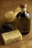 Banho natural Imagem de Stock Royalty Free