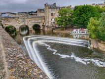 Banho, Reino Unido fotografia de stock royalty free