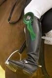banhoppning för 028 häst Fotografering för Bildbyråer