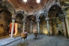 Banhos árabes em Palma de Mallorca, Espanha fotografia de stock royalty free