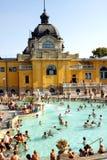 Banhos de Budapest Foto de Stock