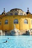 Banhos de Budapest Imagem de Stock Royalty Free