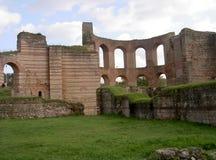 Banhos imperiais do Trier Fotos de Stock