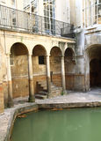 Banhos romanos Foto de Stock