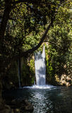 Banias Waterfall Royalty Free Stock Images
