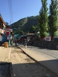 Banihal Town Stock Photography