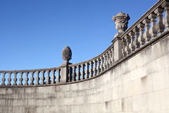 Banister Einsiedeln римский стоковые фото