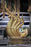 Banister of The Great Serpent Royalty Free Stock Images