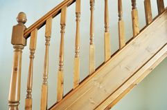 Banister Rail Royalty Free Stock Photography